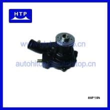 Diesel engine water pump 65.06500-6402 for Daewoo DH220-5