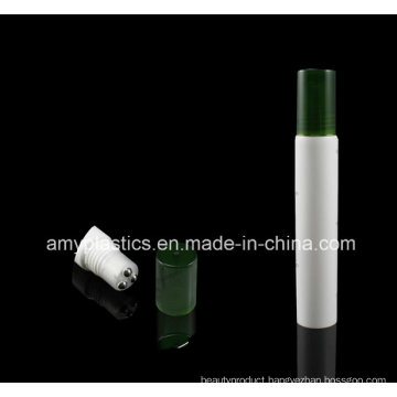 "19mm (3/4"") Trio Metal Roller Ball Plastic Tube for Cosmetics Packaging"