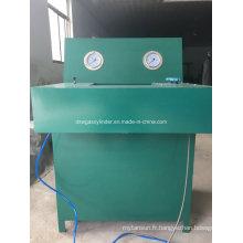 Machine de contrôle de soupape de cylindre d'oxygène pour Calibration Hfq - 3/15