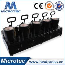 Tipo popular de alta calidad Taza Heat Press