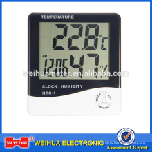 Digital Thermometer with Humidity Indoor&Ourtdoor Thermometer HTC-1