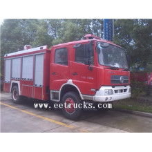 Camiones de extinción de incendios de 10 toneladas de espuma de agua