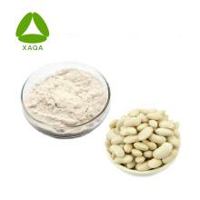 Порошок фазеоллина из белой фасоли с экстрактом растений