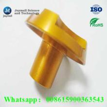 Aluminio a la medida de fundición de anodizado Golden Nut