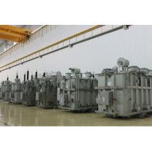 Sur le changeur de charge ONAN 30kv Power Transformer a