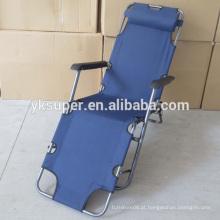 Cadeira de praia / espreguiçadeira baixa, cadeira de gravidade zero