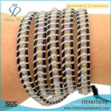 High quality bohemian bridal jewelry boho jewelry elegant wrap bracelets tutorial