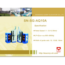 Equipamento de segurança para elevador (SN-SG-AQ10A)