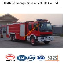 11.65ton Isuzu Foam Firefighting Vehicle Euro3