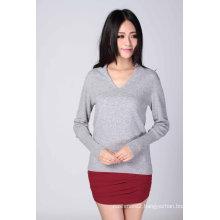 Ladies′ Fashion Cashmere Sweater (1500008065)