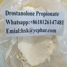 Masteron Prop Steroid Drostanolone Propionate for Muscle Buliding 521-12-0