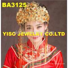 Mais recente jóia de casamento de moda