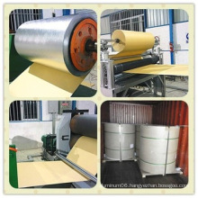 Aluminum Jacketing with Polykraft/Polysurlyn for Thermal Insulation (A1050 1060 1100 3003)