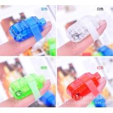 Clignotant finger LED lumineux pour partie