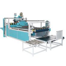 XingLong semi-automatic carton box folder gluer machine
