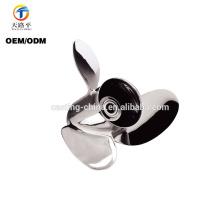 Изготовленный на заказ Фабрика OEM и ODM нержавеющей стали крыльчатка