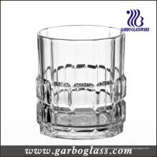 Coupe de boissons en verre (GB040908BK-1)