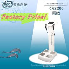 Machine d'essai de gros analyseur de graisse de corps d'impression de Digital de taille (GS6.5B)
