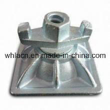 Acero inoxidable Precision Investment Casting Construction Hardware (maquinaria)