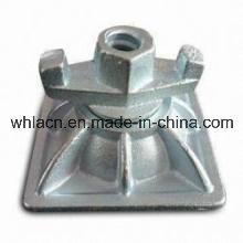 Matériel de construction de précision de moulage de précision d'acier inoxydable (machines)