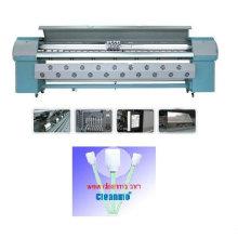 CM-PS707 tampon de nettoyage en polyester pour imprimantes à solvant têtes d'impression