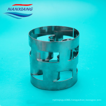 50mm Scrubber tower stainless steel Metal Pall ring
