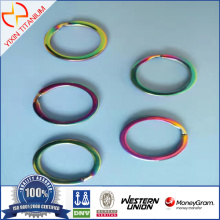 Titanium Key Chain Yixin /Highend