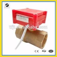 CWX-1.0 2NM mini electric actuator without ball valve