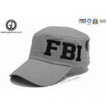 Fashion Custom Army Military Hat Cap with Embroidery & Printing