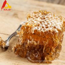 Pente de mel cru fresco popular