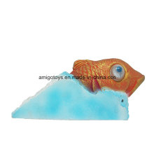 Brinquedos do jogo dos miúdos do animal de mar