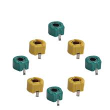 Condensador de ajuste rotacional de par de torsión Tmcv01-3 del condensador de ajuste de par