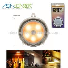 La mejor fábrica Precio barato 5LED sensor de movimiento de luz