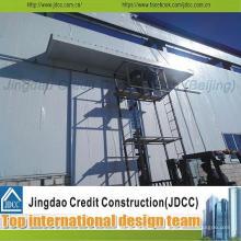 La meilleure usine préfabriquée de structure en acier de la meilleure qualité et le prix le plus bas