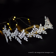 Amerikanische Hochzeit Haarband Hersteller Großhandel Kopfschmuck Brautkrone