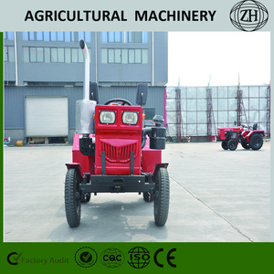 4X2 20HP Tractor Mini Wheeled Farm Tractors With CE
