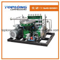 Membrankompressor Sauerstoff Kompressor Booster Stickstoff Kompressor Helium Kompressor Booster Hochdruckverdichter (Gv-60 / 4-150 CE-Zulassung)