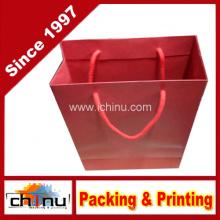 Sacola de embalagem de papel de Kraft (2116)
