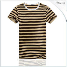OEM Summer Men Cotton Short Blouse Sexy Men Tees Slim Men T-Shirt