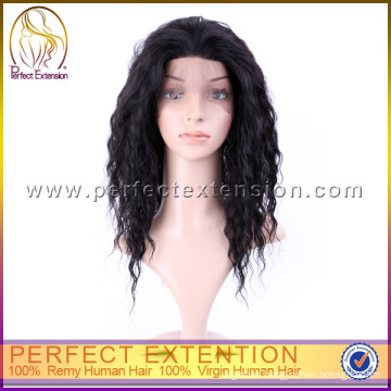 Products U Part Kinky Silk Full Lace Wig Natural Hairline