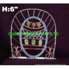 Diseño del huevo Tiara del desfile de Pascua