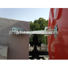 outdoor traffic convex mirror with steel mirror back