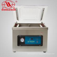 Selladora al vacío de uso comercial de sobremesa Hongzhan Dz400 con línea de sellado de 40 cm