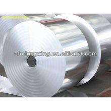 Bande d'aluminium pour condensateur