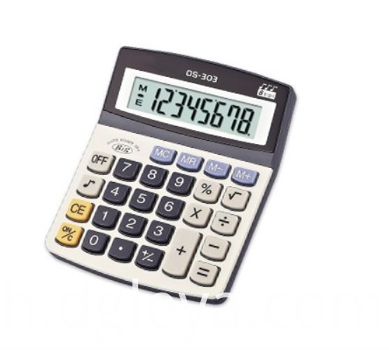 8-digit Office Electronic Calculator