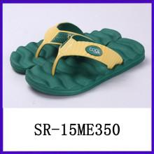 Fancy sandalias al aire libre zapatillas playa flip flop nuevo modelo calzado hombre calzado