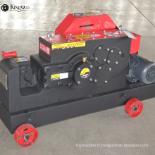 GQ40 manuel barre de coupe en acier de l'usine