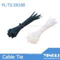 Нейлоновая кабельная стяжка с одобрением RoHS (2,5x100 мм)