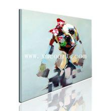 Hot Sale Décoration murale Art en toile Peinture abstraite (nouveau-315)