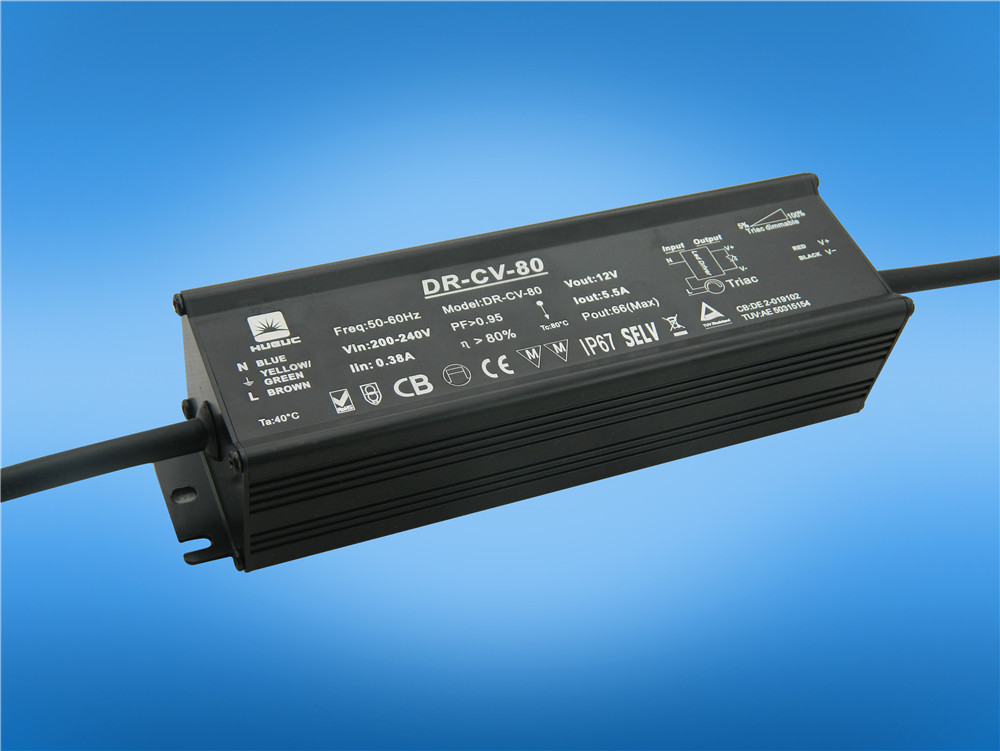 150w DALI dimmable led driver